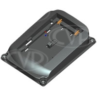 Ruige JVC Battery Plate for S500HD Monitor (S500HD_JVC-PLATE)