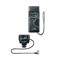Canon LC-5 (LC5) Wireless infra-red remote Controller LC-5 set supplied with LC-5 transmitter, LC-5 receiver, LC-5 bracket, and soft case (Canon p/n 0295B001AA)