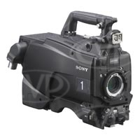 Sony HDC-1700//U (HDC1700) Multi-Format HD System Portable Camera with 16bit A/D Converter and SMPTE 1.5G Fibre Interface