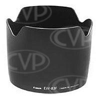 Canon EW-83F (EW83F) Lens Hood for EF 24-70mm f/2.8L lens (Canon p/n 8021A001AA)