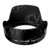 Canon EW-63B (EW63B) Lens Hood for EF 28-105mm f/3.5-5.6 USM (and non USM) lenses (Canon p/n 8025A001AA)