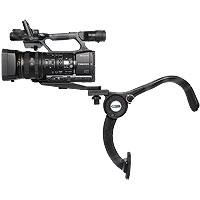 CVP SM1 Shoulder mount camcorder support bracket system  - Ideal for most handheld DV / HDV camcorders & HD-DSLRs