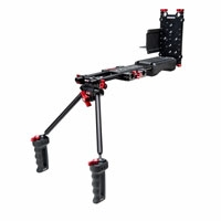 USED Zacuto Stinger Plus Camera Rig- for Canon C100 / C300 / C500 (Z-CSTGP)