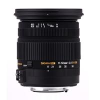 Sigma (583955) 17-50mm f/2.8 EX DC IF OS HSM Lens for Nikon DSLRs (AF-D)