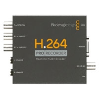 Blackmagic Design H.264 Pro Recorder - Capture Professional SD/HD Video to H.264 Files (BMD-VIDPROREC)