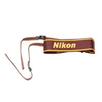 Nikon AN-6W Wide Nylon Neckstrap (Wine) (FWE50702)