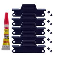 Convergent Design ( CD-SSD-Handle ) SSD Handle and Mounting Screw Pack for Odyssey Monitor/Recorders (x5)