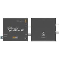 Blackmagic Design Mini Converter Optical Fiber 4K (BMD-CONVMOF4K)