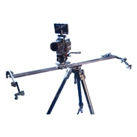 Glidecam GLVT10-48 (GLVT1048) VistaTrack 10-48 - 48-inch Track/Dolly System for Cameras weighing up to 10 lbs