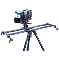 Glidecam GLVT30-48 (GLVT3048) VistaTrack 30-48 - 48-inch Track/Dolly System for Cameras weighing up to 30 lbs