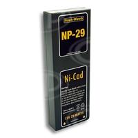 Hawk-Woods SNP-29 (SNP29) Ni-Cad Battery, 12.0V,  2.4Ah / 29W