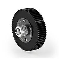 ARRI K2.65125.0  64 Tooth, 0.6 Metric Module Gear - Wide Face, for Fujinon ENG Lenses 10mm face, for lenses requiring wider focus gear, for Follow Focus MFF-1 & FF5-HD