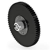 ARRI K2.65102.0 (K2651020) 64 Tooth, 0.8/32 Pitch Metric Module Gear when used with FF5-HD approximates drive ratio of FF-4