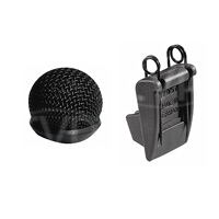 Sennheiser MZ 2 (MZ2) Attachment Kit for MKE 2 (case containing clips and windshields)