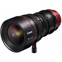 Canon CN-E 15.5-47mm T2.8 L SP - PL Mount 4K Super 35mm Prime Lens (p/n 7622B001AC)