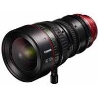 Canon CN-E 30-105mm T2.8 L S - EF Mount 4K Cine Telephoto Zoom Lens (p/n 7623B002AC)