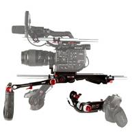 Shape FS5BR (FS5BR) Sony FS5 Baseplate Bundle Rig with Metabones Support and PXW-FS5 Remote Extension