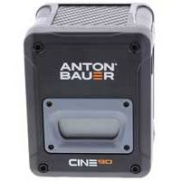 Open Box Anton Bauer Cine 90 GM (Gold Mount) Battery 14.4v 90WH (p/n 8675-0103)