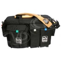 Portabrace PC-2B (PC2B) Large Production Case for accessories (internal dimensions:  54.61 x 20.32 x 31.75 cm) (black)