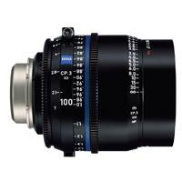 Zeiss CP.3 XD 100mm T/2.1 Compact Prime Cine Lens - PL Mount |Available in Feet or Metre Scale (2185-122 / 2185-067)