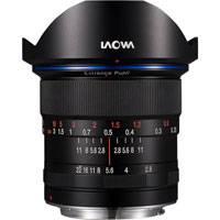 Laowa VE1228S (VE-1228-S) 12mm f/2.8 Zero-D (Black) Sony A