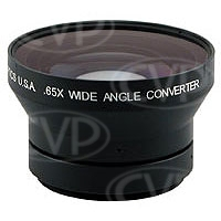 Century DS-65CV-58 (DS-65) .65X Wide Angle Converter with 58mm Threaded Mount for Sony VX2100 / PD-170 / DSR-250 and Canon XM2