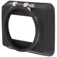 Wooden Camera Zip Box Double for 4x5.65 Filters Compatible with 100-105mm Lenses - (p/n 241800)