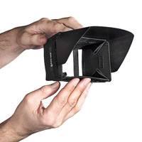 Sachtler Bags SA1009 (SA-1009) Mini Hood for 3.5 Inch Diameter LCD (16:9) Lightweight Nylon Hood (replacement for Petrol PA1009)