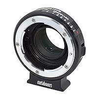 Metabones Nikon G to BMCC Speed Booster - Adapts Nikon G Lenses for use on the Blackmagic Cinema Camera (SPNFG-BMCC-BM1)
