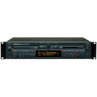 Tascam MD-CD1mk3 (MDCD1MK3) Professional CD and Minidisc Recorder Combo