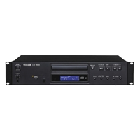 Tascam CD-200 (CD200) Rackmount CD Player with MP3 Playback