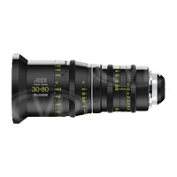 ARRI/FUJINON 30-80mm T2.8 Alura Lightweight Zoom Lens - PL Mount (Available in Feet or Metre Scale)
