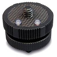 Zoom HS-1 (ZACHS1) Hot Shoe to 1/4 inch Adaper for H4n/H1