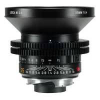 Leica 35mm f/1.4 M 0.8 Summilux-M ASPH Cine Lens (Leica M / Imperial)