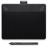 Wacom Intuos Art Pen and Touch Tablet Small Mac/Win - Black (WACCTH490AKS)