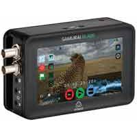 Atomos Samurai Blade - Camera-Mounted Recorder, Monitor, WFM & Deck for HD-SDI Cameras (AO-ATOMSAM002)