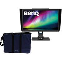 BenQ SW2700PT Pro 27in IPS LCD Monitor with Monitor Bag (BENQ807)