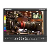 Marshall Electronics V-LCD101MD-3G (VLCD101MD3G) 10inch MD Producers Monitor with HDMI and 3G-SDI modules