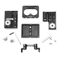 SmallRig 1849 (SR1849) Plate Accessory Kit for RED SCARLET-W/RED RAVEN/RED WEAPON