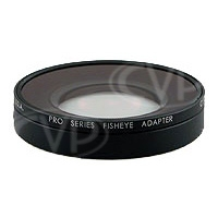 Century HD-FEAD-XLH (HDFEADXLH) Fisheye Adaptor with Bayonet Mount for Canon XL-H1 / XL-2 / XL-1 / XH-A1 / XH-G1