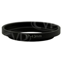 Century FA-3743-00 (FA-3743) 37mm to 43mm Step-Up Ring for Canon HV20 and HV30