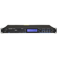 Tascam CD-500B (CD500B) Professional 1U CD Player with Balanced Outputs