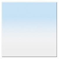 Tiffen 44CGCY2S (44-CGCY2S) 4x4 Clear/Cyan 2 Grad Soft Edge (SE) Filter