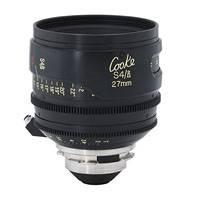 Cooke Optics S4/i 27mm T2 35mm/Super 35mm Prime Lens with Arriflex PL Mount