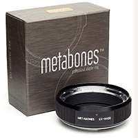 Metabones Leica S to Hasselblad V, Lens Adapter (p/n MB_HV-LS-BM1)
