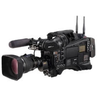 Panasonic AJ-PX5000 Full HD Camcorder with 3MOS Sensor and Dual Codec Recording - Body Only (AJPX5000)
