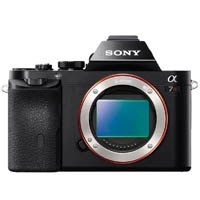 Sony A7R 36.4MP Compact System Camera with a 35mm Full Frame CMOS Sensor (Body Only) (ILCE7RB.CE)