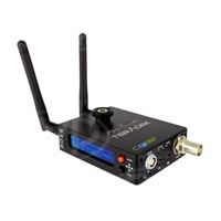 Teradek (TER-CUBE355) CUBE-355 1 Channel HD-SDI Video Decoder with OLED Display, MIMO Dual Band Wi-Fi, Ethernet and External USB Port