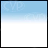 Tiffen 44CGTB1S (44CG-TB1S) 4x4 Clear/Tropic Blue 1 Soft Edge (SE) Filter