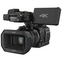 Panasonic HC-X1000E (HCX1000E) 4K Ultra HD Camcorder with 1/2.3-type MOS Sensor and 20x Zoom Leica Dicomar Lens